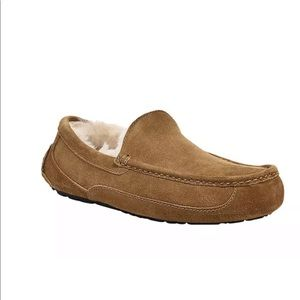 Ugg Australia Men's Ascot Chestnut Slippers